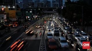 PSBB Transisi, Ganjil Genap Tak Berlaku Hingga Pekan Depan