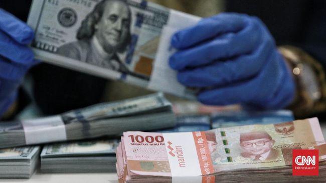 Rupiah melemah 0,18 persen ke posisi Rp14.900 per dolar AS pada perdagangan Senin (28/9) sore, karena lonjakan kasus covid-19 di Indonesia.
