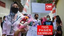 VIDEO: 7.935 Pasien COvid-19 di Indonesia Sembuh