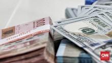 Rupiah Lesu ke Rp14.400 per Dolar AS karena Rekor Corona