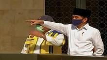 Jokowi: Masjid Istiqlal Rencana Dibuka Juli