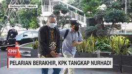 VIDEO: Buron Kasus Dugaan Suap Nurhadi Akhirnya Ditangkap KPK
