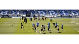 Stadion Alberto Di Stefano, Kandang Madrid Pengganti Bernabeu