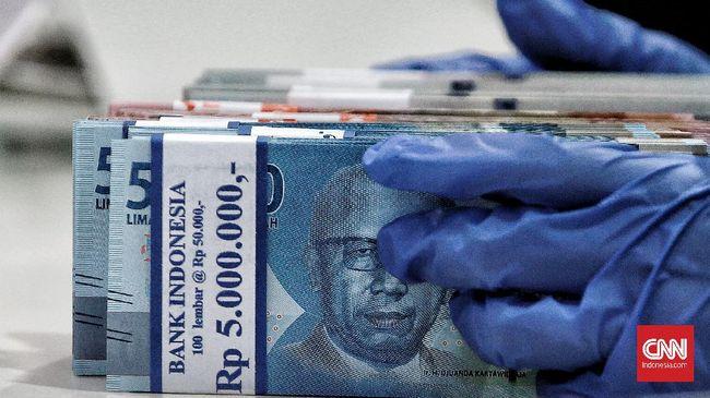 Menko Airlangga Hartarto menyebut realisasi belanja APBN 2020 baru 73,01 persen atau Rp1.999 triliun per 12 Oktober.