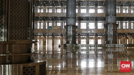Pemerintah Putuskan Tak Gelar Salat Iduladha di Istiqlal