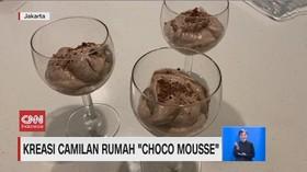 VIDEO: Kreasi Camilan Rumah