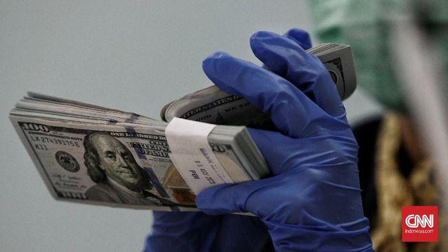 Rupiah menguat 0,14 persen ke posisi Rp14.430 per dolar AS pada Selasa (4/5) sore.