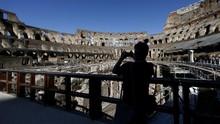 Museum Roma Dikirimi Paket Berisi Batu Marmer Kuno