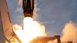 NASA dan Boeing Uji Roket Raksasa untuk Misi ke Bulan