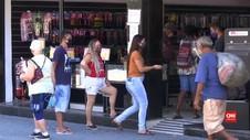 VIDEO : Kasus Corona Melonjak, Brasil Nekad Buka Bisnis