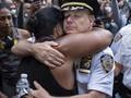 FOTO : Solidaritas Polisi AS di Tengah Aksi Antirasisme