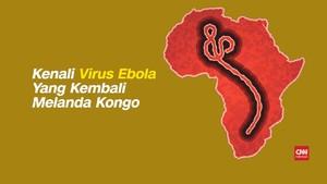VIDEO: Mengenal Virus Ebola Yang Kembali Melanda Kongo