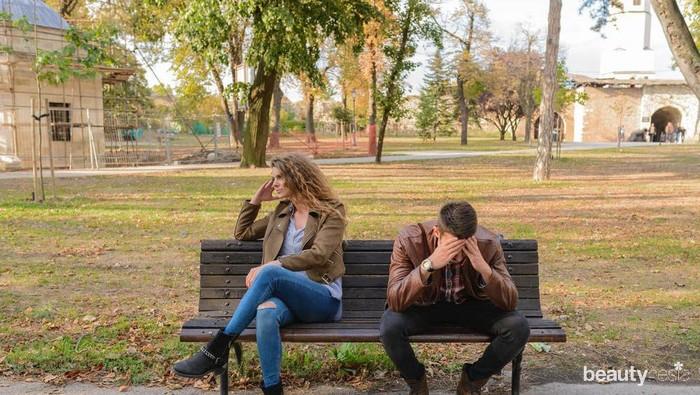 Harus Dijauhi, Ini Tanda Hubungan Asmara yang Toxic
