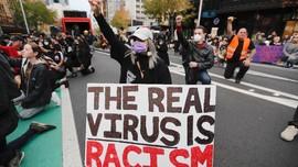 Australia Batalkan Demo George Floyd karena Aturan Jaga Jarak