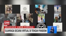 VIDEO: Olahraga Secara Virtual di Tengah Pandemi