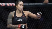 Jelang UFC 250, Amanda Nunes Diklaim sebagai GOAT