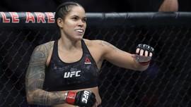 Amanda Nunes Tak Terbuai Keberhasilan Meraih Mimpi UFC
