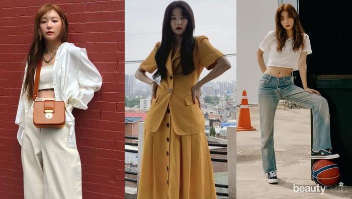 Disebut Memiliki Fashion Sense Terbaik, Inilah 10 Gaya Seulgi Red Velvet
