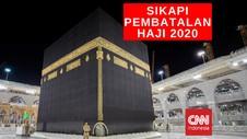 VIDEO : PP Muhammadiyah Sikapi Pembatalan Haji 2020