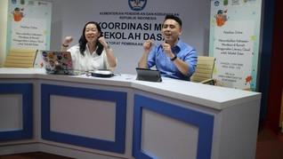 Kemendikbud Dukung Pelatihan Literasi Online untuk SD