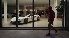 Dealer Mobil Hancur Jadi Sasaran Tembak Aksi Protes Floyd
