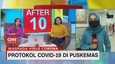 VIDEO: Protokol Covid-19 di Puskesmas
