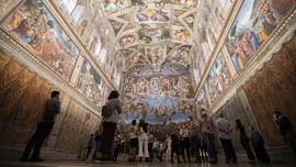 Cegah Antrean, Turis Wajib Beli Tiket Masuk Vatikan Jauh Hari