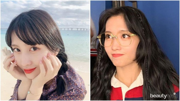 Girlfriend Vibes, Ini 8 Potret Gemas Visual Momo TWICE