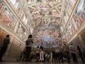 FOTO: Gerbang Vatikan Kembali Dibuka