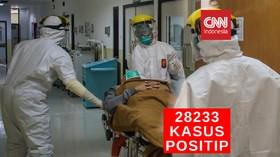 VIDEO: 28.233 Kasus Positif Covid-19 Di Indonesia