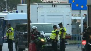 VIDEO: Corona Menurun, Italia Buka Perbatasan dengan Prancis