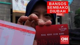VIDEO: Bansos Sembako Diubah Jadi Dana Non Tunai