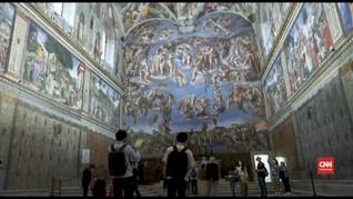 VIDEO: Vatikan Buka Akses Bagi Wisatawan