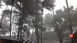 VIDEO: India Bersiap Hadapi Topan Kedua Dalam Sebulan