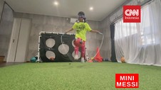 VIDEO: Lionel Messi Mini Asal Jepang