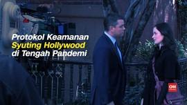 VIDEO: Protokol Keamanan Syuting Hollywood di Tengah Pandemi