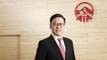 Lee Yuan Siong Jabat Chief Executive and President AIA Group