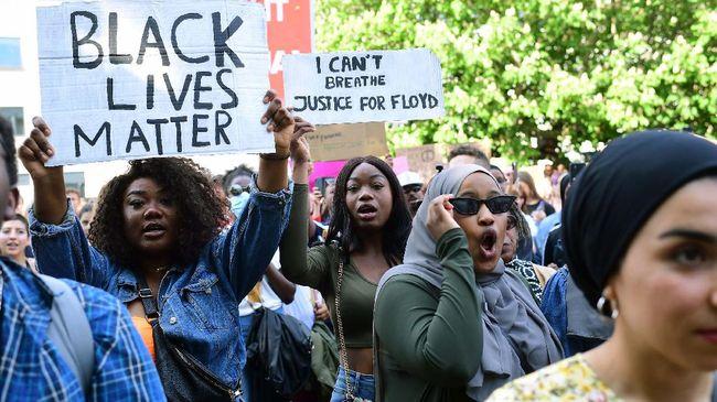Gerakan Black Lives Matter dinominasikan untuk meraih Nobel perdamaian 2021.