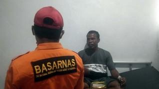Berenang 61 Km, Lima Nelayan di Wakatobi Ditemukan Selamat