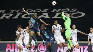 FOTO: Liga Portugal Kembali, FC Porto Langsung Kalah