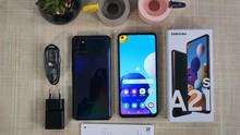 Spesifikasi dan Harga Samsung Galaxy A11 dan Galaxy A21s