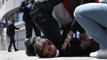 Tak Sensitif, 'George Floyd Challenge' Tuai Kecaman