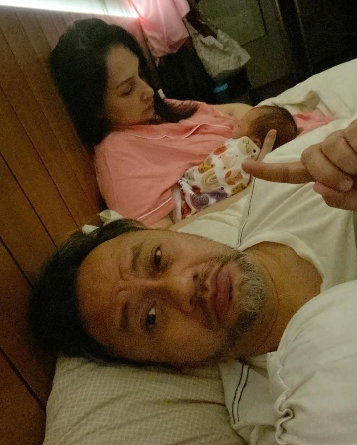 Indra Brasco dan Mona Ratuliu.