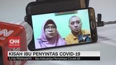 VIDEO: Kisah Ibu Penyintas Covid-19