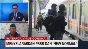 VIDEO: Menyelaraskan PSBB & 'New Normal'