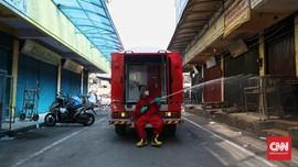 Jakarta PSBB Transisi, Puluhan Pedagang Pasar Positif Corona