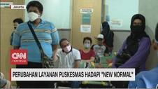 VIDEO: Perubahan Layanan Puskesmas Hadapi New Normal