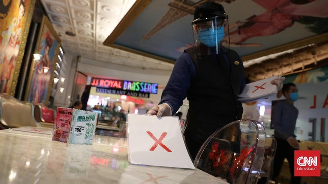 Polisi Bakal Tindak Tegas Kafe yang Langgar Prokes Covid-19