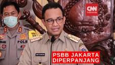 VIDEO: PSBB Diperpanjang, DKI Jakarta Masuk Masa Transisi