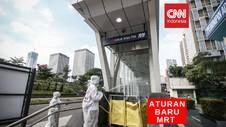 VIDEO: MRT Jakarta Akan Berlakukan Aturan Baru